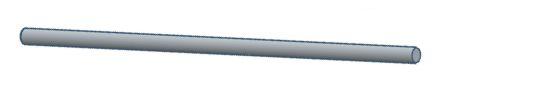 Modelix 330 - Eixo Redondo 126mm