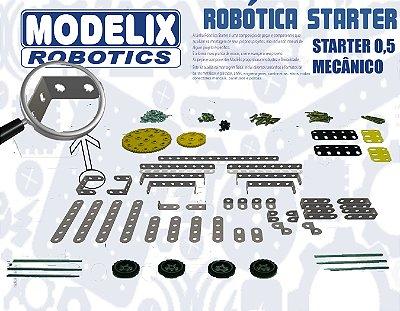 Modelix 302 - Starter 0,5 Mecânico