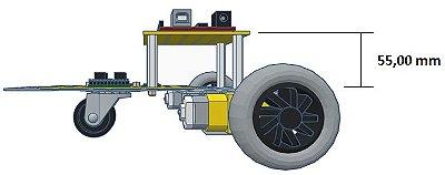 281 - Kit BOXER 3.0 (NÃO INCLUI O MICROCONTROLADOR UNO)
