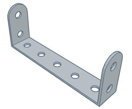 Modelix 345 - Mancal 2x5x2