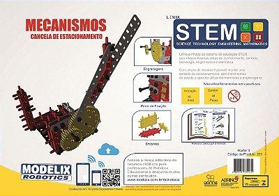 Modelix 223 - Engrenagens Starter 3 - linha STEM
