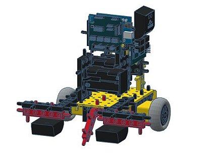 Modelix 484 -  JAMES - Laboratório de Robótica Intermediário