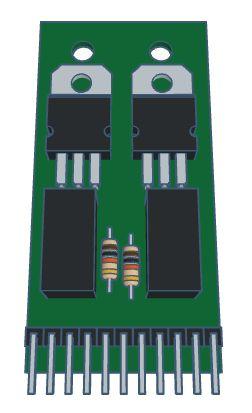002 - Reversor de Motores PWM