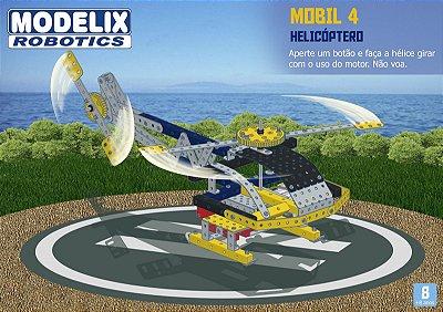 Modelix 504 - Mobil 4 - Helicóptero