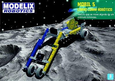 Modelix 505 Mobil 5 - Carro Lunar Robótico