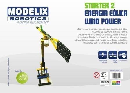 Modelix 222 - Starter 2 - Energia Eolica
