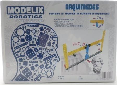 Modelix 410 Ensaios de Arquimedes