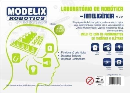 Modelix 487 - Lab Robótica Inteligência