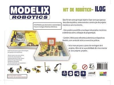 Modelix 488 - Kit de Robotica Modelix  - ILOG