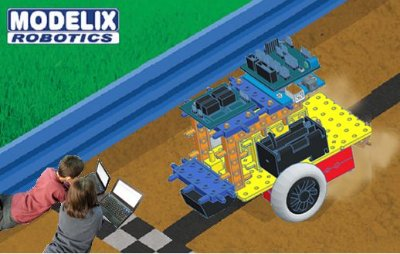 Modelix 494  - Kit Robótica Smart