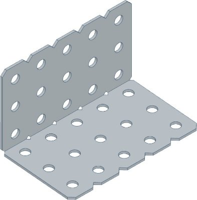 Modelix 616 - Plataforma Metal 5x6  (3x3)