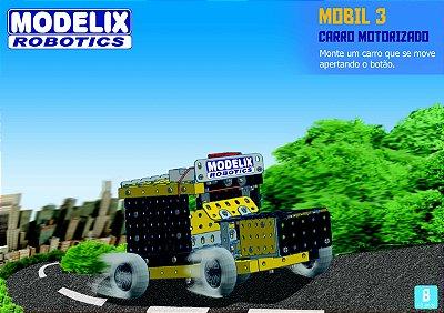 Modelix 503 Mobil 3 - Carro Motorizado
