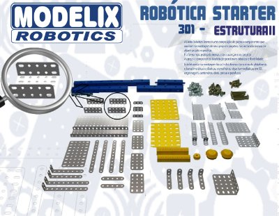 Modelix 301p - Starter Estruturas 2
