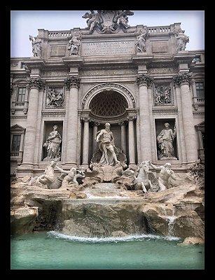 Quadro Decorativo Cidades Roma 2