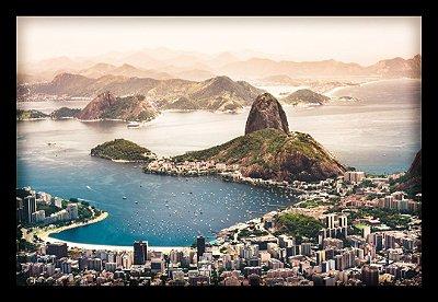 Quadro Decorativo Cidades Rio de Janeiro