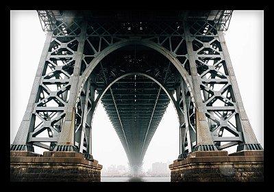 Quadro Decorativo Arquitetônico Ponte 2