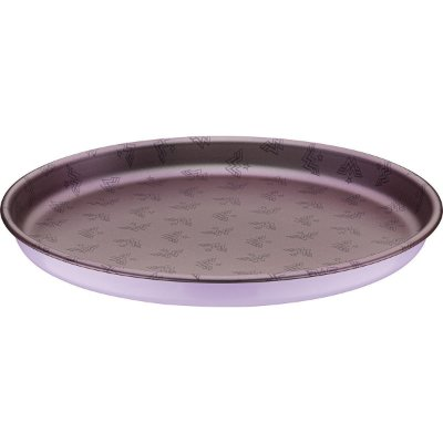 Assadeira Tramontina para Pizza Mulher-Maravilha 30cm Roxo