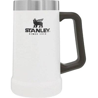 Caneca Térmica Stanley de Chopp Adventure 709ml Branco