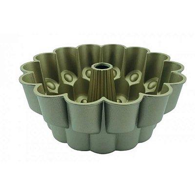 Forma de Bolo Mimo Style Alumínio Formato Marquesa 24cm