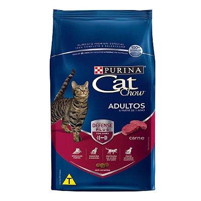 Cat chow 10kg - Cat chow ração - Purina nestle
