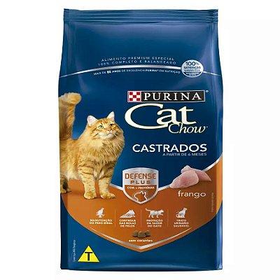 Cat Chow Castrados Carne 10kg