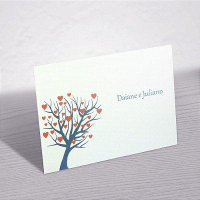 Convite Casamento Floral Daiane