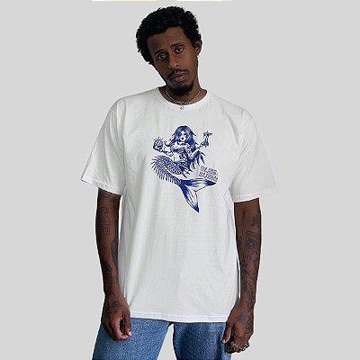 Camiseta Bleed Sushi Bar Off White