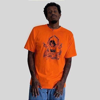 Camiseta Bleed Tequila Sunrise Laranja