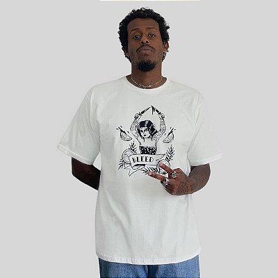 Camiseta Bleed Tequila Sunrise Off White