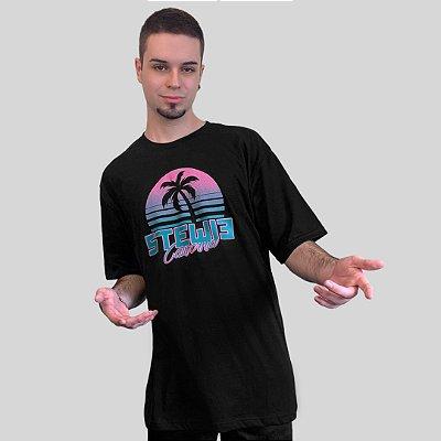 Camiseta Stewie California Preta
