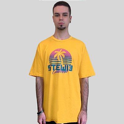 Camiseta Stewie California Amarela