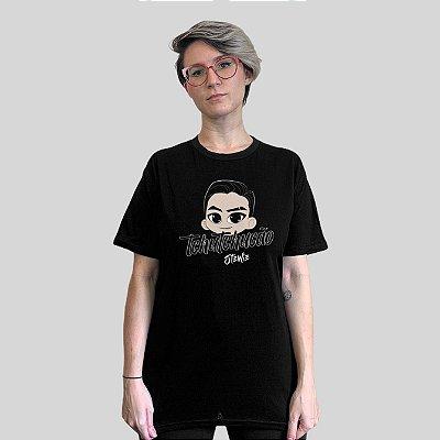 Camiseta Stewie Tchutchucão Preta