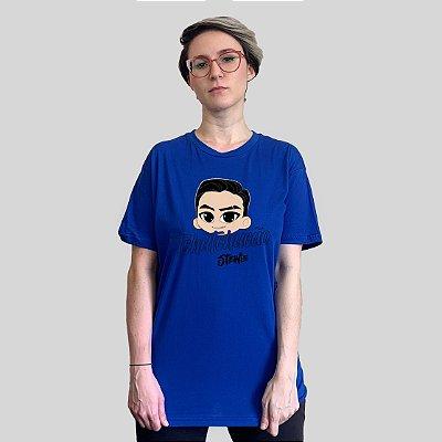 Camiseta Stewie Tchutchucão Azul