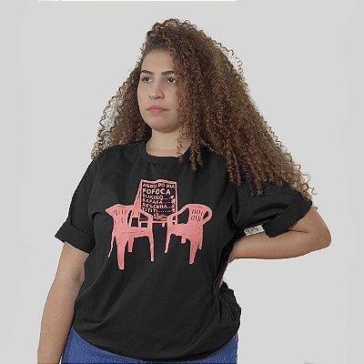 Camiseta Quimera Boteco Preta