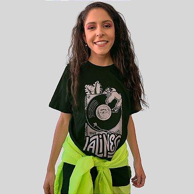 Camiseta Ventura Laziness Musgo