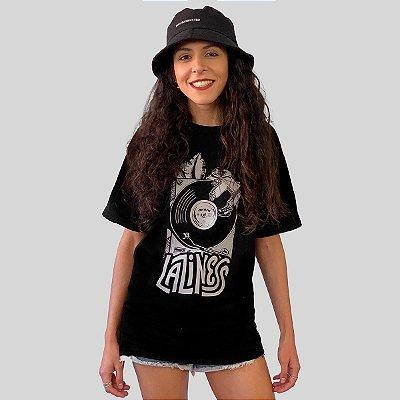 Camiseta Ventura Laziness Preto