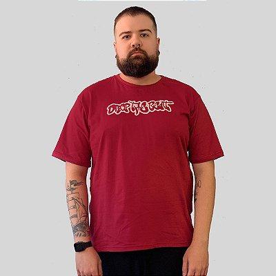 Camiseta Ventura Boombox Vinho
