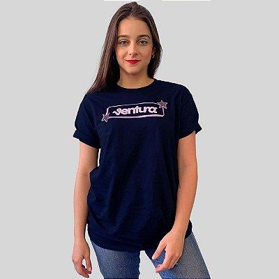 Camiseta Ventura Box Logo Marinho