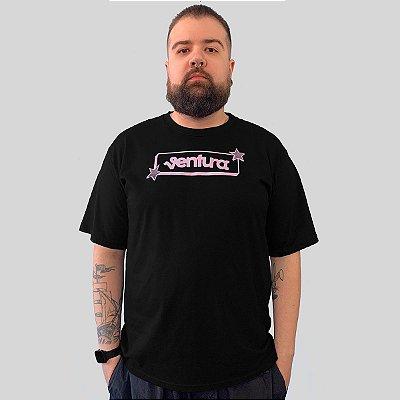 Camiseta Ventura Box Logo Preto