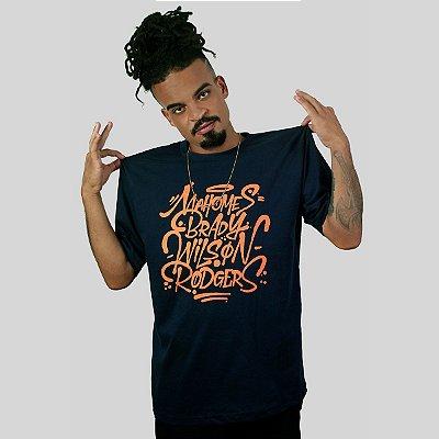Camiseta The Fumble Favorites Marinho