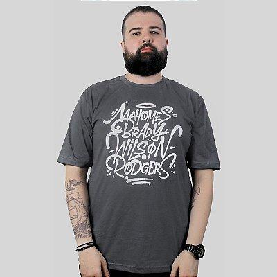 Camiseta The Fumble Favorites Chumbo