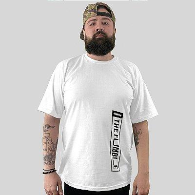 Camiseta The Fumble Vertical Branco