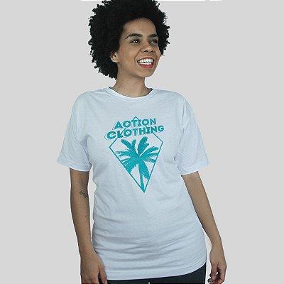 Camiseta Action Clothing Breeze Branca