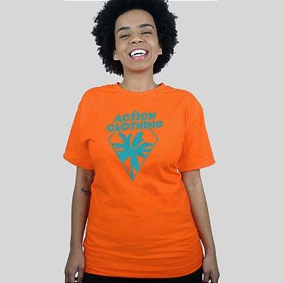 Camiseta Action Clothing Breeze Laranja