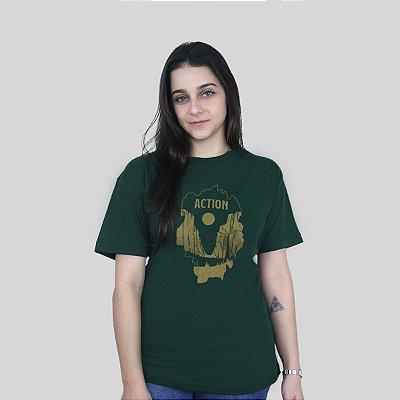 Camiseta Action Clothing El Capitan Musgo