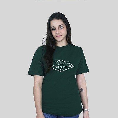 Camiseta Action Clothing Vegas Musgo
