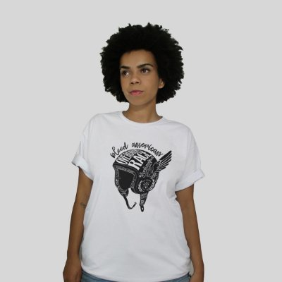 Camiseta Bleed Overdrive Branco
