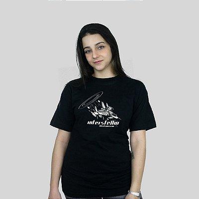Camiseta Bleed Interstellar Preto