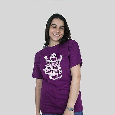 Camiseta 182Life Ghost On The Dancefloor Roxa