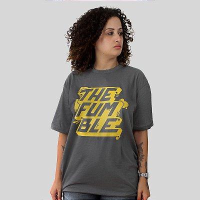 Camiseta The Fumble Sticker Chumbo
